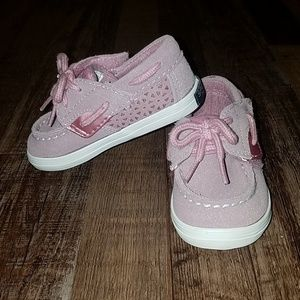 Girl Sperry Boat Shoes